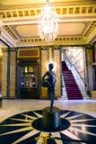 Casino interior in Monte-Carlo Royalty Free Stock Photos