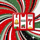 Casino items icon set Royalty Free Stock Photos