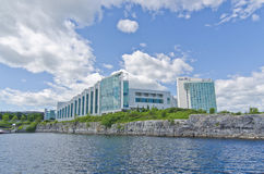 Casino, Laque-Leamy Gatineau, Québec, Canada de Hilton photographie stock