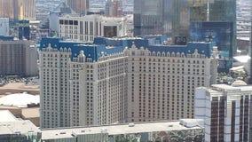 Casino Las Vegas de Paris - tomado do Linq Fotografia de Stock Royalty Free
