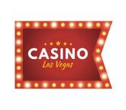 Casino Las Vegas. Jackpot, Lucky, Success, Financial Growth, Money Profit. Royalty Free Stock Photo