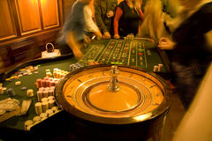 Casino life Stock Images
