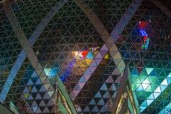 Casino Lisboa de Macau Foto de Stock Royalty Free