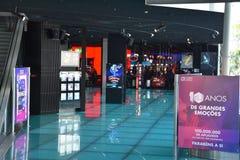 Casino Lisboa em Lisboa, Portugal Fotografia de Stock