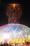 Casino Lisboa Stock Photography
