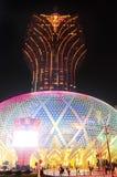 Casino Lisboa Stock Photography