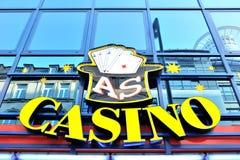 Casino logo Stock Photos