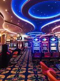 Casino Luckia - Hotel Antay royalty free stock images