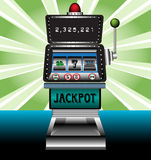 casino machine slot Στοκ Φωτογραφία
