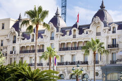 Casino magnífico de Mónaco imagen de archivo