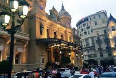 Casino in Monaco stock afbeeldingen