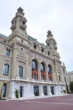 Casino Monte-Carlo. The most famouse casino in the world Royalty Free Stock Images