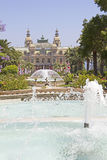 Casino in Monte Carlo Royalty Free Stock Images