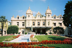 Casino in monte-carlo Stock Image