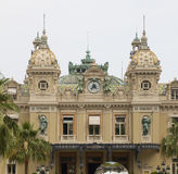 Casino in Monte Carlo Stock Images