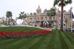 Casino Monte Carlo Photos libres de droits