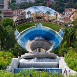 Casino Monte Carlo Royalty-vrije Stock Afbeelding