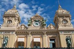 Casino Monte Carlo Foto de archivo
