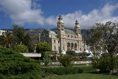Casino of Monte Carlo Stock Image