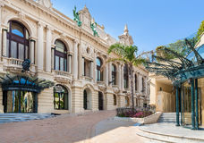 Casino of Monte Carlo, Monaco. Stock Photography