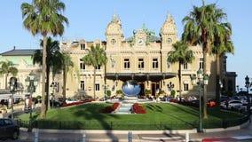 Casino of Monte Carlo, Monaco stock footage