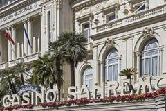Casino Municipale Royalty Free Stock Images