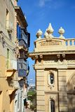 Casino Notabile and townhouses, Mdina. Stock Images