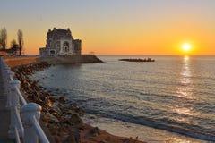 Casino op de Zwarte Zee Stock Afbeeldingen