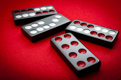 Casino Pai Gow Tiles Royalty Free Stock Image