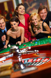 Casino Party Stock Photos