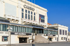 Casino of Povoa de Varzim. Royalty Free Stock Photos