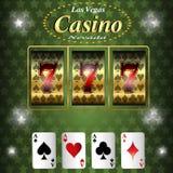 Casino que joga Foto de Stock