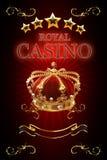 Casino real Imagens de Stock