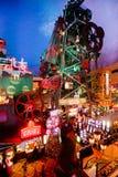 Casino in reno, nv royalty-vrije stock afbeelding