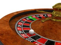 Casino Roulette Stock Images