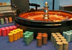 Casino. Roulette Stock Image
