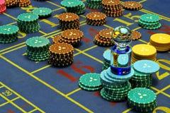 Casino. Roulette photo libre de droits