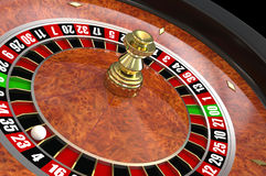 Casino Roulette vector illustration