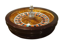 Casino, roulette Royalty Free Stock Photos