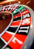 casino roulette Royaltyfria Bilder