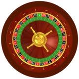 Casino, roulette Stock Image