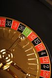 Casino Roulette and Ball Royalty Free Stock Photography