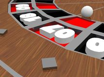 Casino roulette with ball illustration. This a roulette table in the casino with ball vector illustration