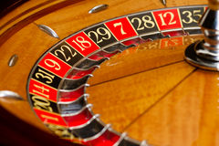 Casino roulette Royalty Free Stock Photography