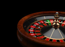 Casino Roulette 3D Royalty Free Stock Images
