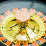 Casino Roulette Stock Image