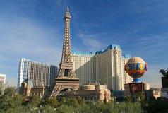 Casino's in Las Vegas Stock Foto