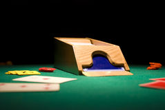 Casino sabot Stock Images