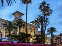 Casino - San Remo - Imperia - Italia. fotos de archivo libres de regalías