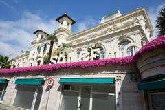 Casino Sanremo Stock Image